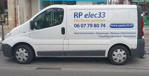 électricien à Bordeaux pour particuliers et professionnels